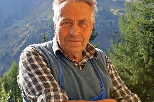 """""""Speck-Michel"""" alias Michael Etschmann - Timmelsjoch High Alpine Pass Road, Obergurgl-Hochgurgl"""