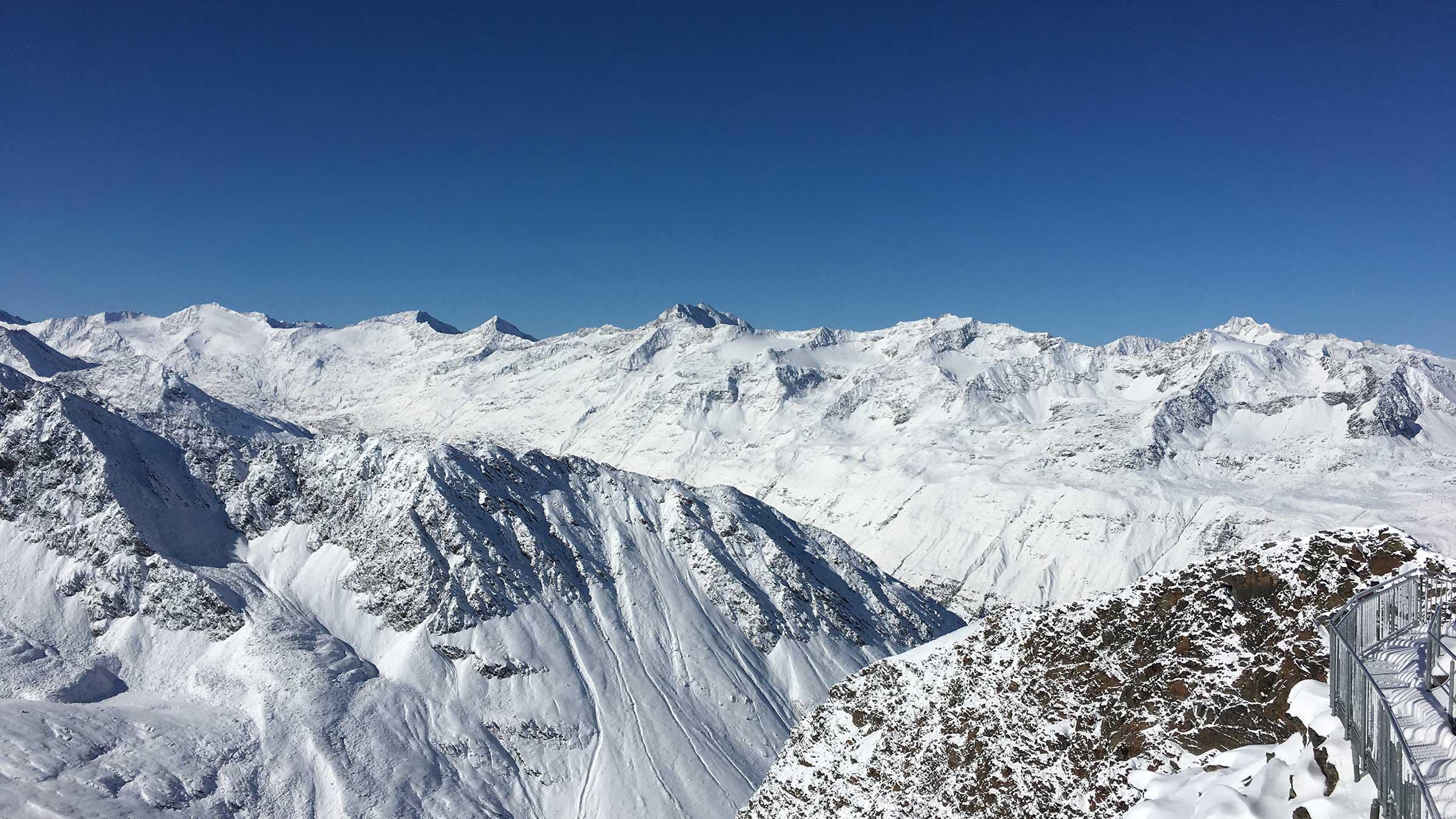 Snow Update from Obergurgl-Hochgurgl