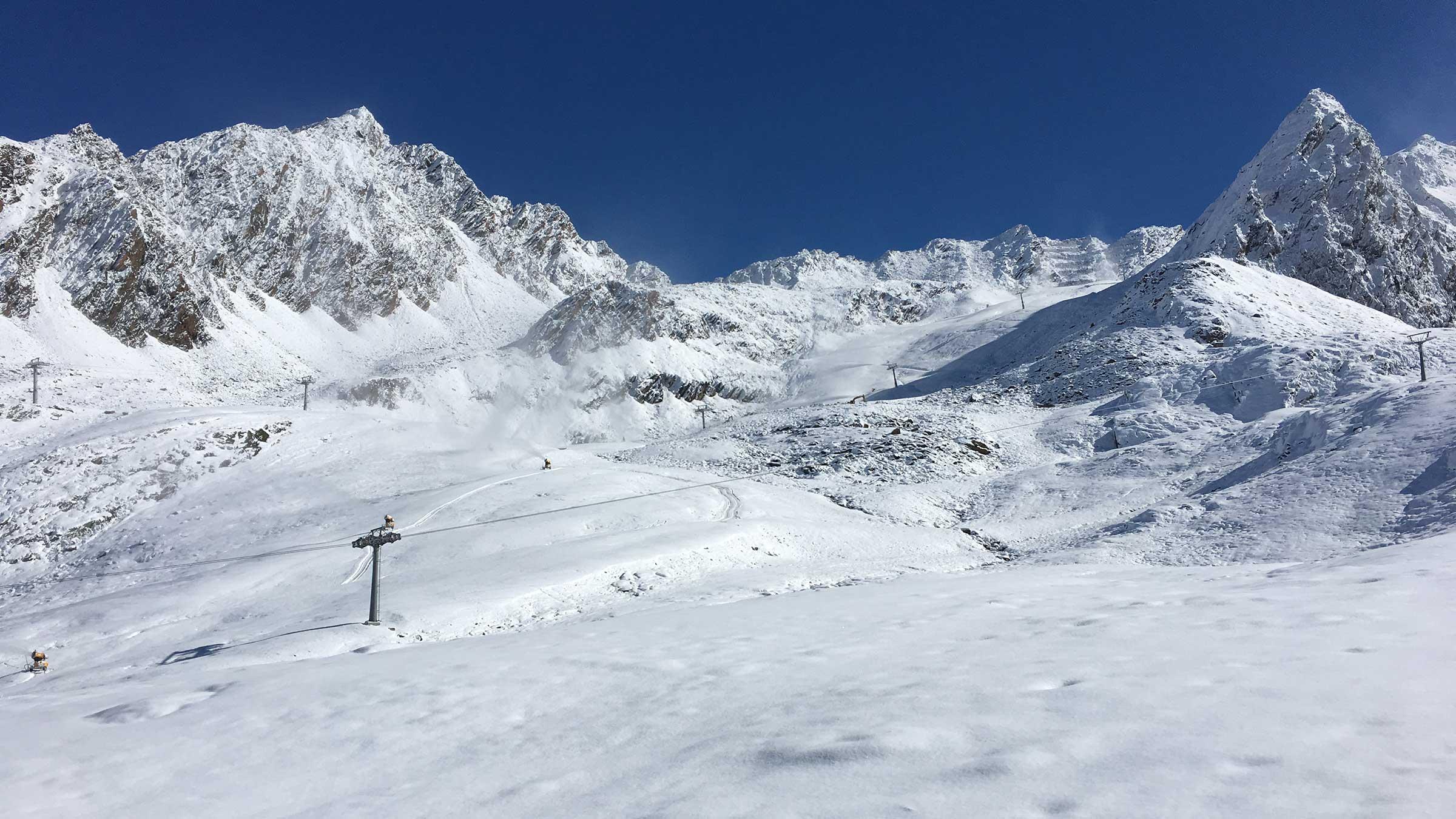 Blick auf Wurmkogl - Obergurgl-Hochgurgl, Ötztal, Tirol