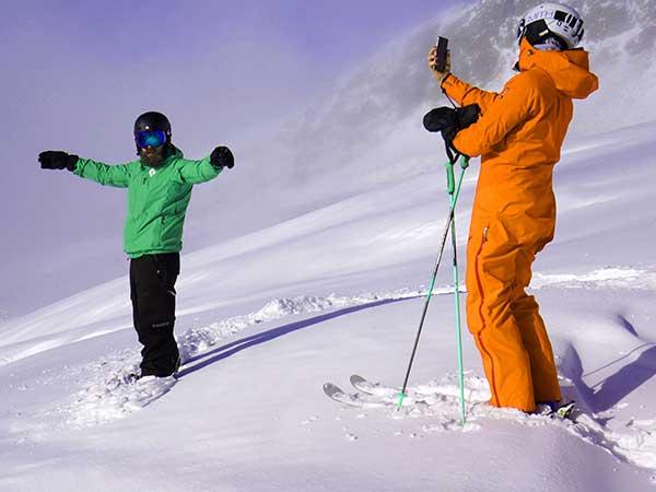 Fun im Schnee - Obergurgl-Hochgurgl, Ötztal, Tirol, Ski-Opening