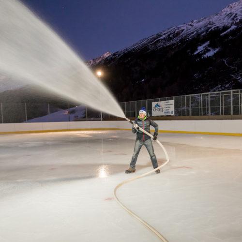 Eislaufplatz Obergurgl