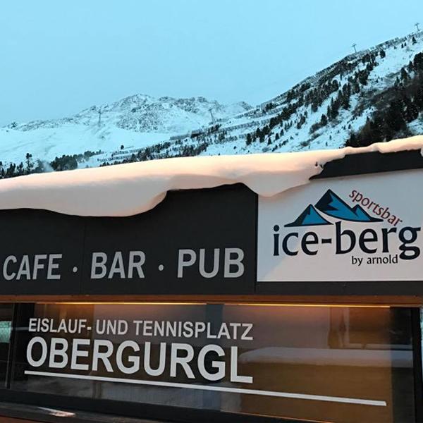 Eislaufen und Tennisplatz Obergurgl - Eislaufen in Obergurgl-Hochgurgl