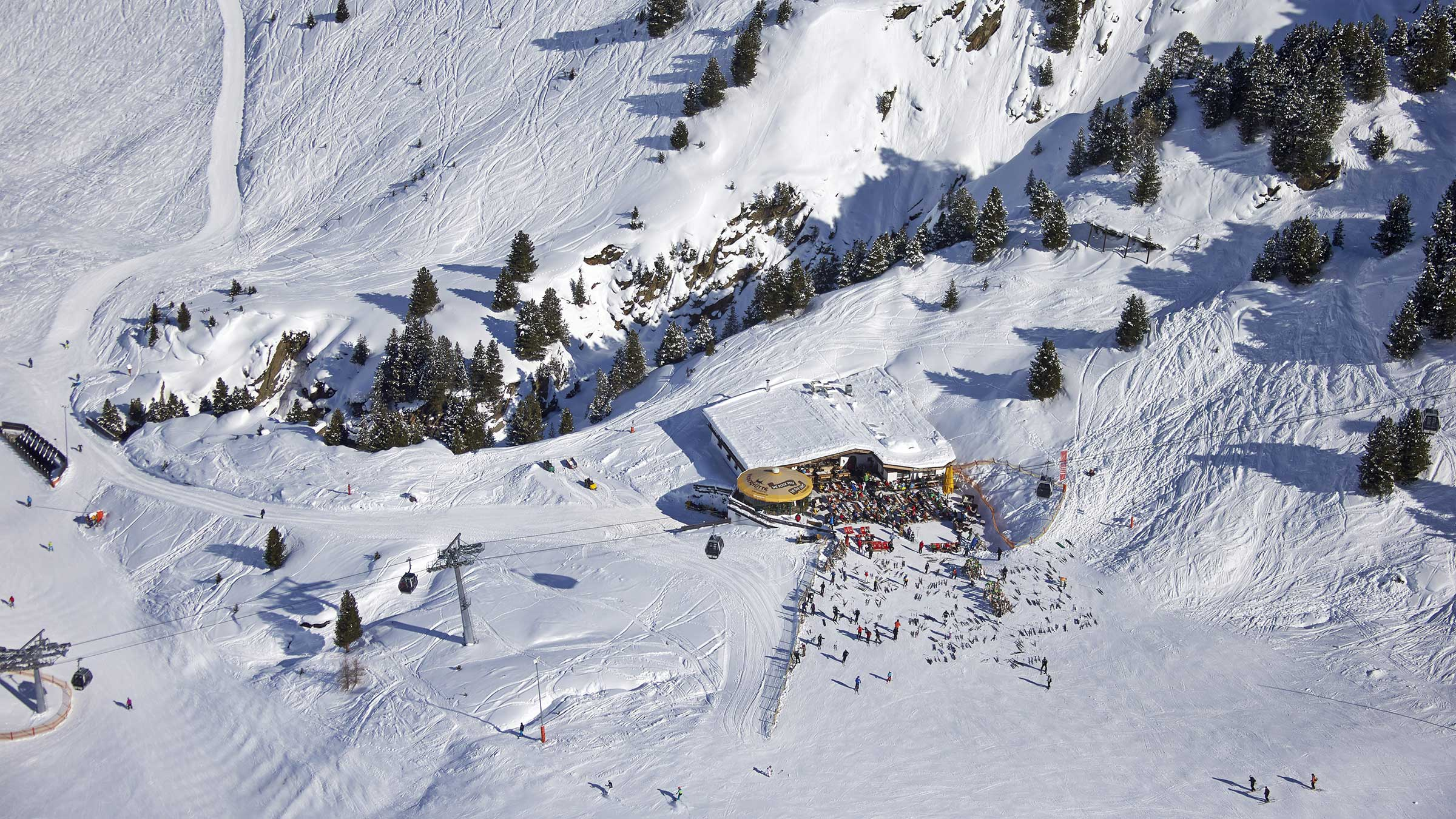 Nederhütte - Powder Snow Week Obergurgl-Hochgurgl