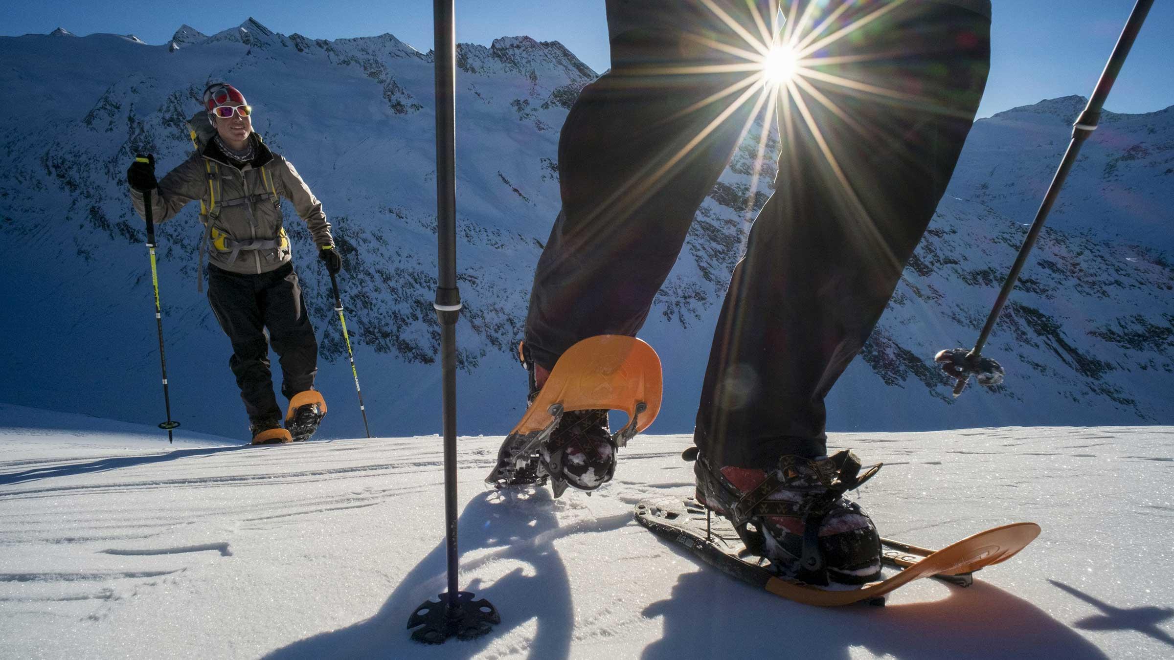 Schneeschuhwanderung - Powder Snow Week Obergurgl-Hochgurgl