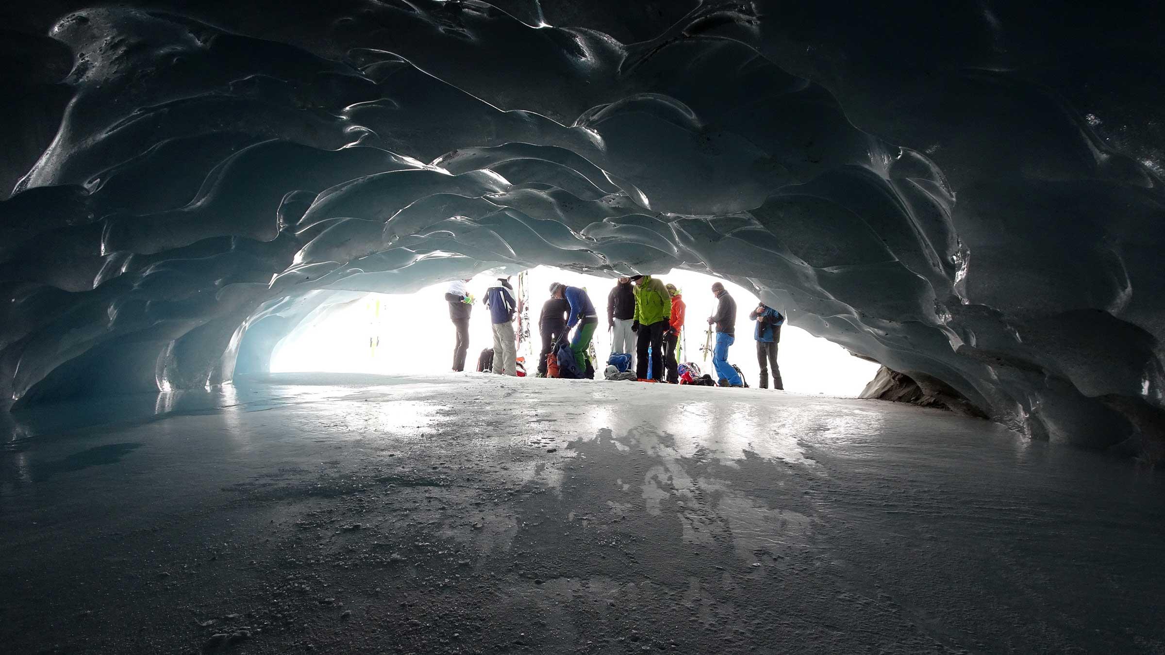 Tourentipp: Ausflug zur Eishöhle