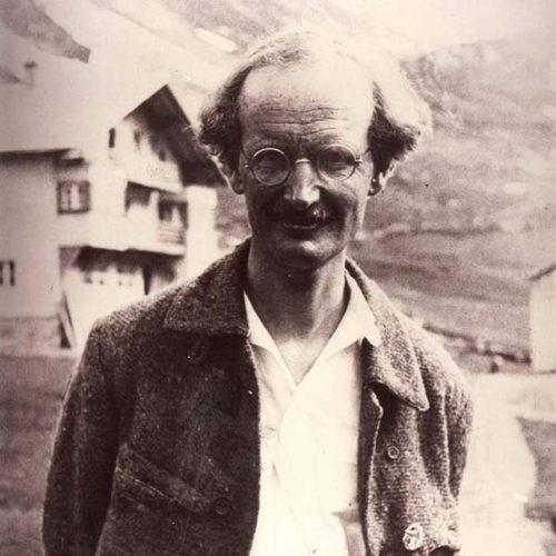 Auguste Piccard - Bertrand Piccard in Obergurgl-Hochgurgl