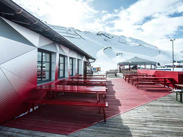 Diamant der Alpen Nassau Beach Club Ibiza