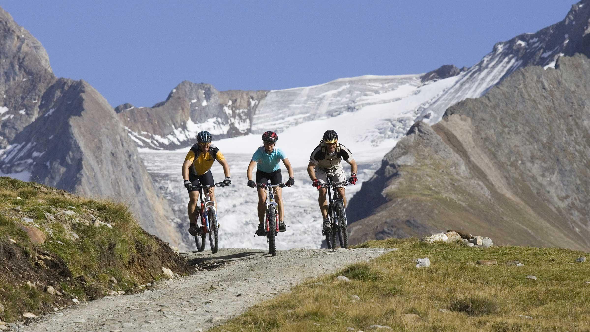 Biken in Obergurgl-Hochgurgl - Ötztal Premium Card