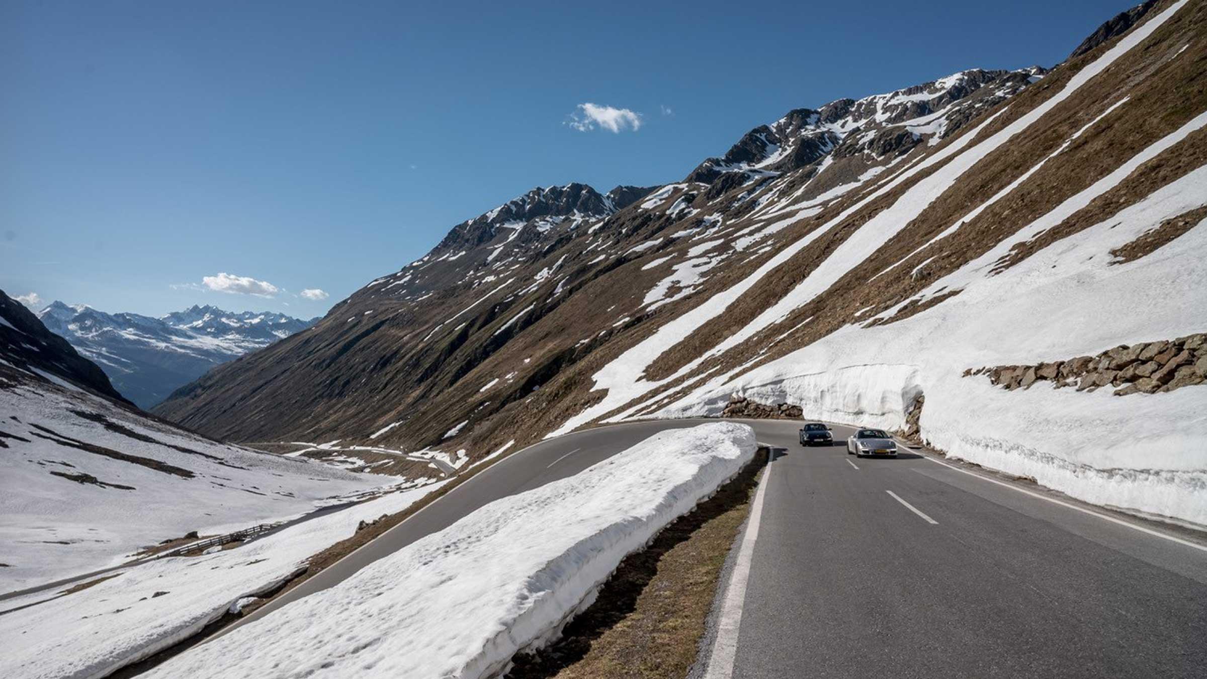 The Timmelsjoch Drive