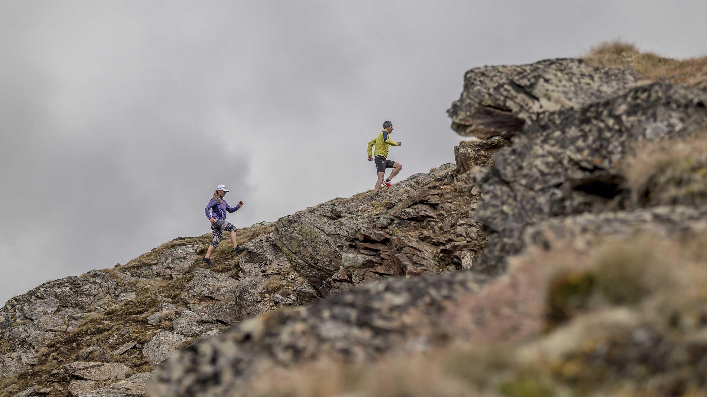 42 Kilometer genussvolle Qual: Der Gletscher Run in Obergurgl-Hochgurgl