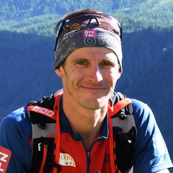Organisator Martin Scheiber - Gletscher Run Obergurgl-Hochgurgl