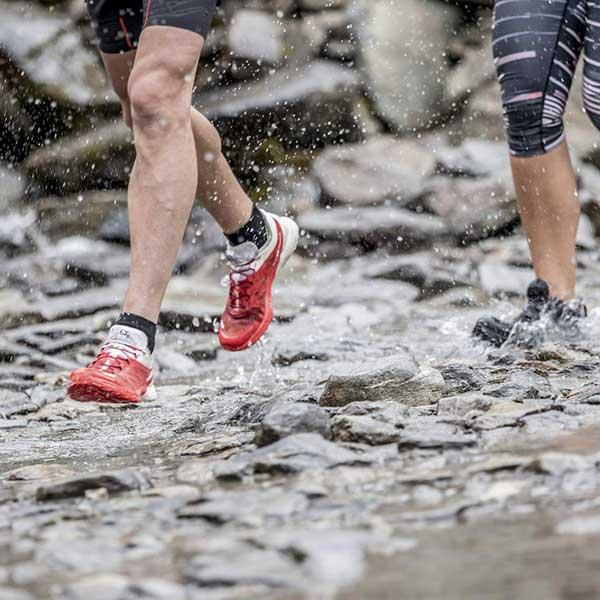 Trailrunning im Flussbett - Gletscher Run Obergurgl-Hochgurgl