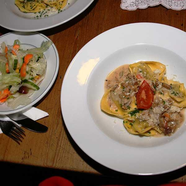 Essen Ramolhaus - Ramolhaus Obergurgl-Hochgurgl