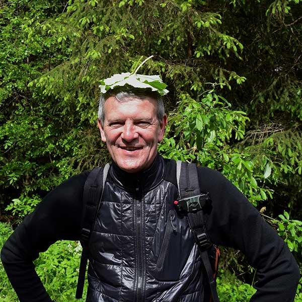 Gastautor Lutz Bormann - Zirbenwald Obergurgl-Hochgurgl