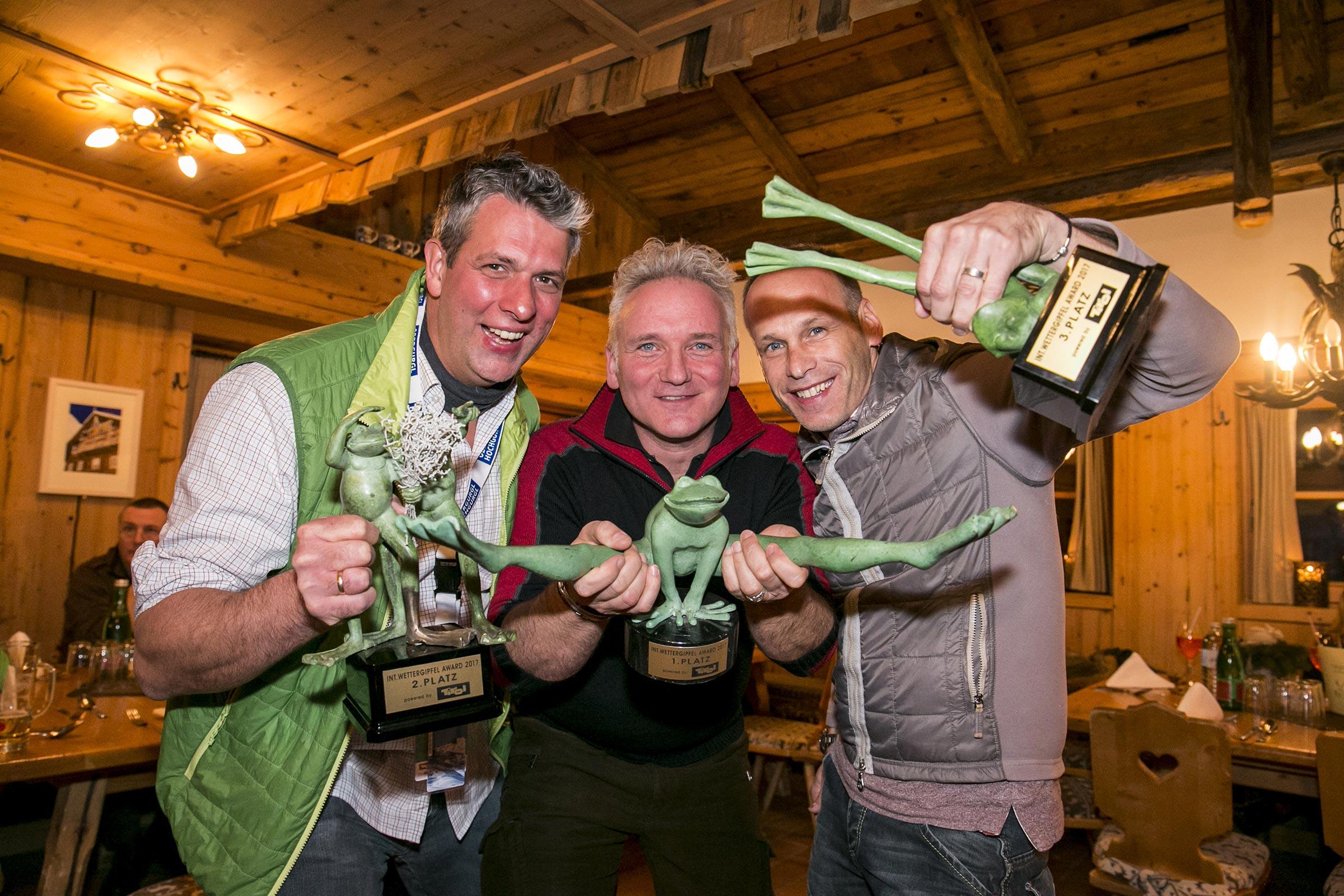 Wettergipfel Award - Wettergipfel Obergurgl-Hochgurgl