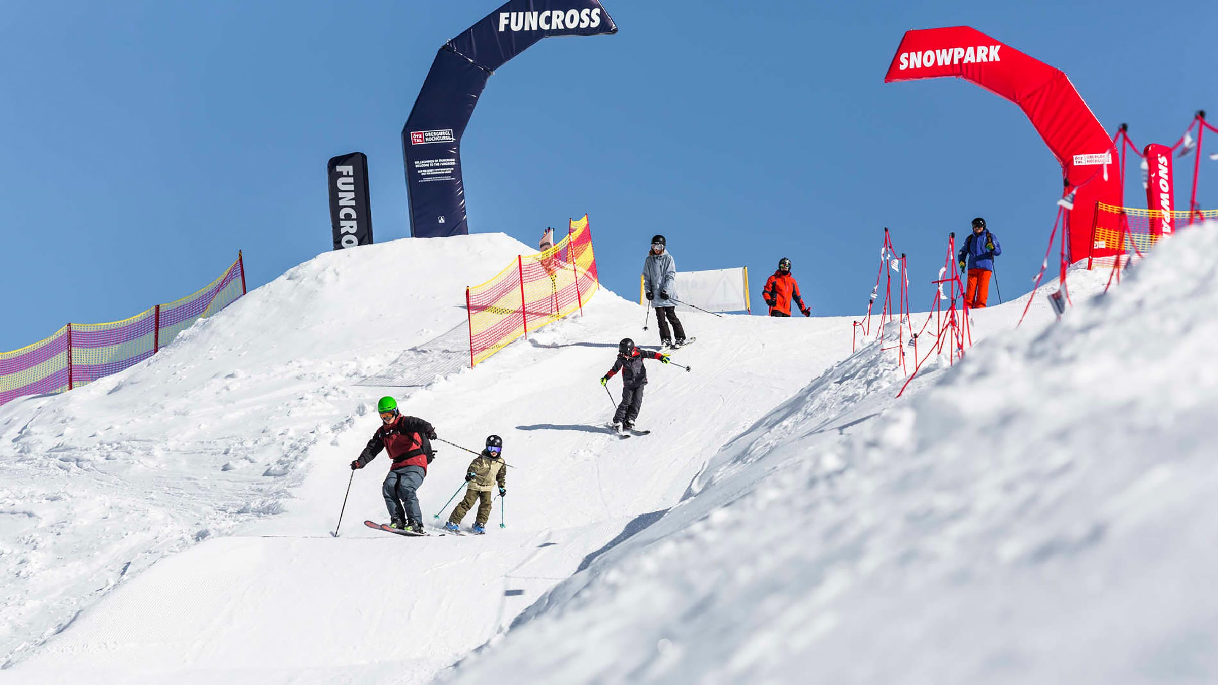 Funcross Obergurgl - Funmountain Obergurgl