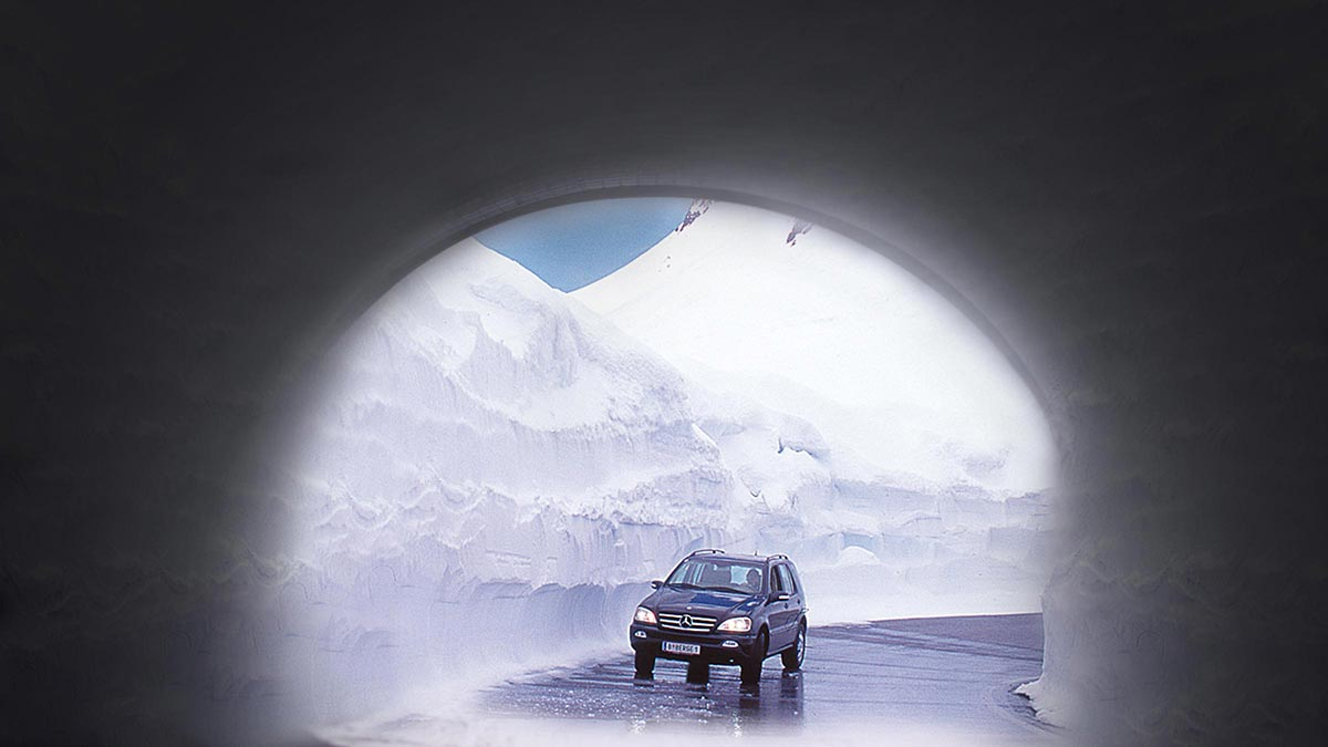 Schneetunnel Timmelsjoch Beitragsbild - Obergurgl-Hochgurgl
