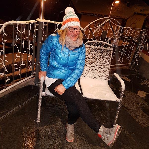 Gastautorin Madi Bienz - QParks Tour Finale Obergurgl-Hochgurgl