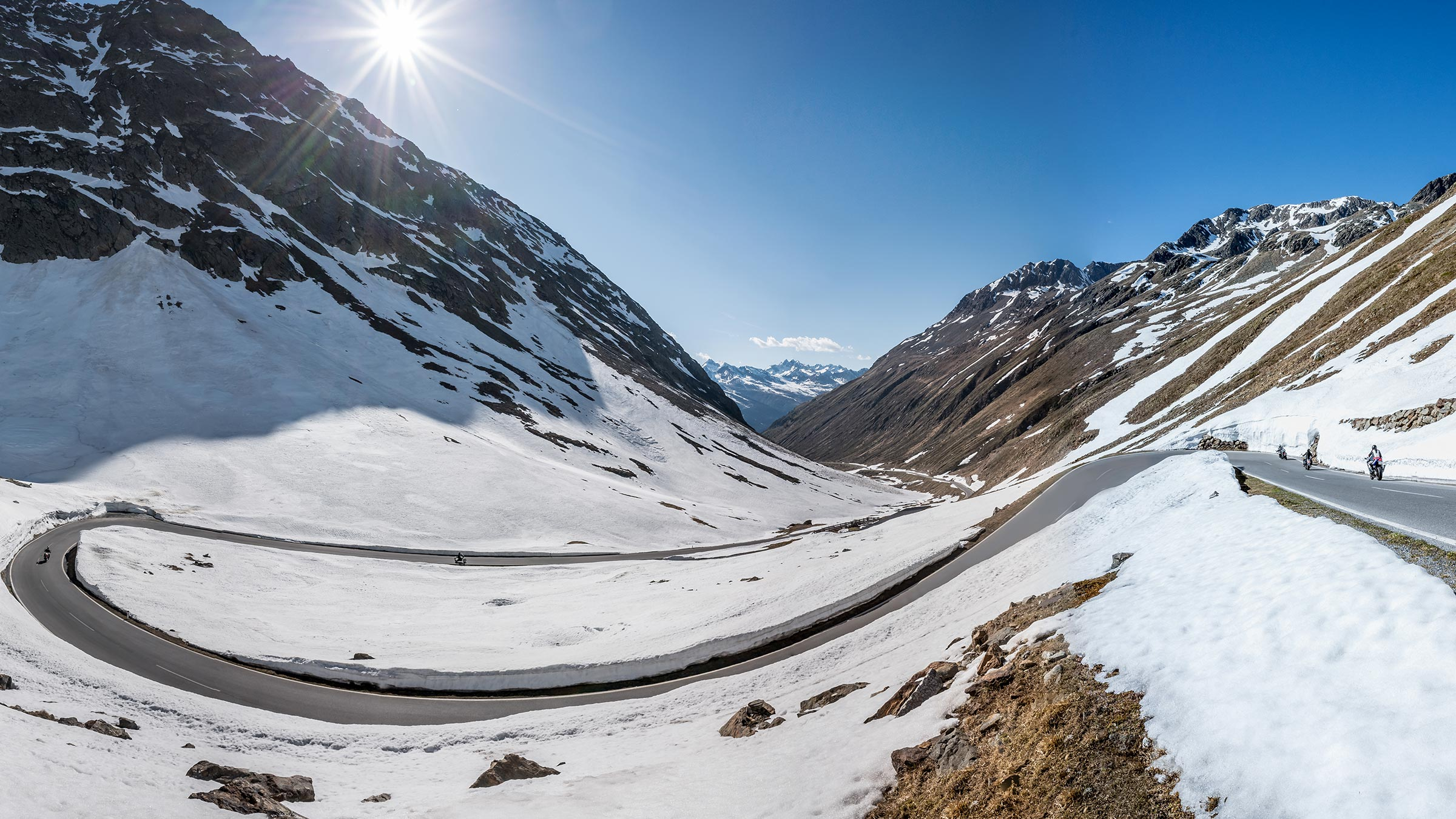 Timmelsjoch Pass – A quite steep Experience