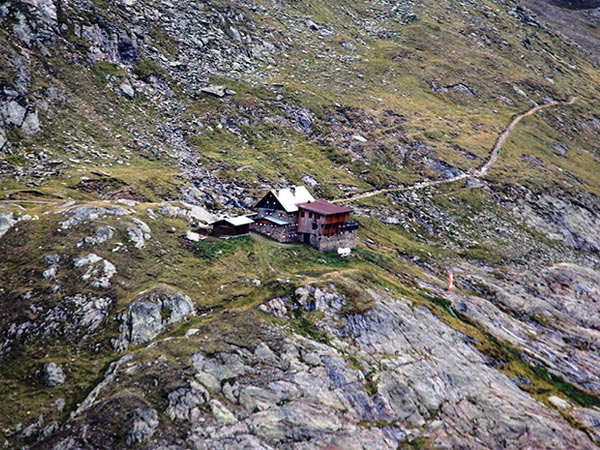 Piccard Rundweg Obergurgl-Hochgurgl