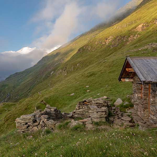 Küppelehütte - Ötztaler Gletscherflohmarsch