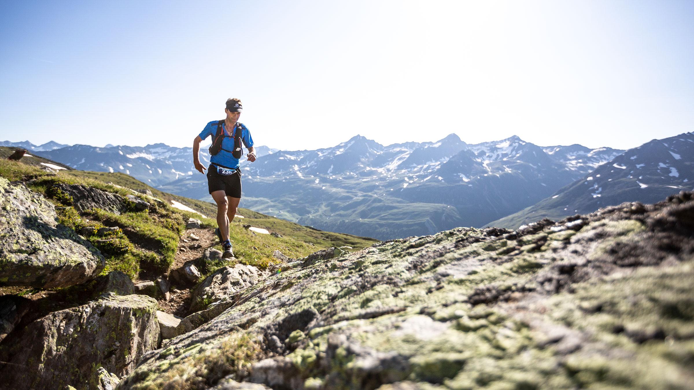 Zwischen Trailrunning und Kraxe tragen – ein Familien-Sport-Wochenende in Gurgl