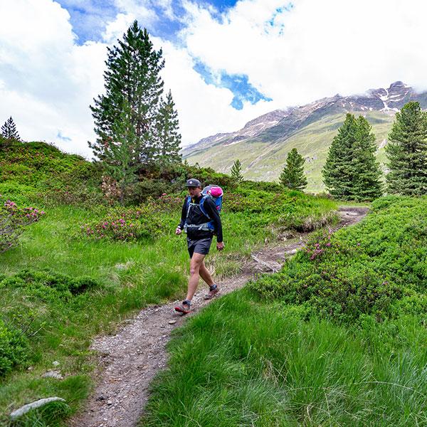 Gastautor Robert Kampczyk - Gletscher Trailrun Obergurgl-Hochgurgl