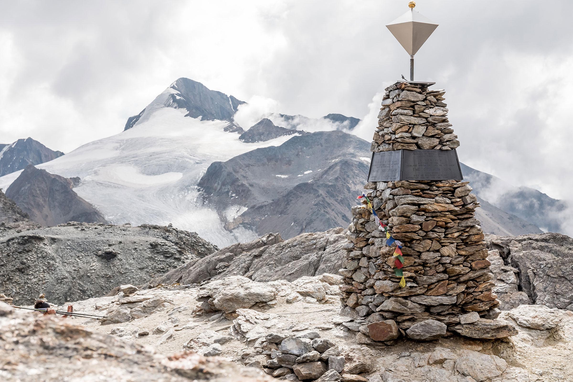 Ötzi Fundstelle - Hochgebirge in Gurgl erforschen